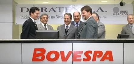 Nível 1 do Índice de Governança Corporativa da Bovespa